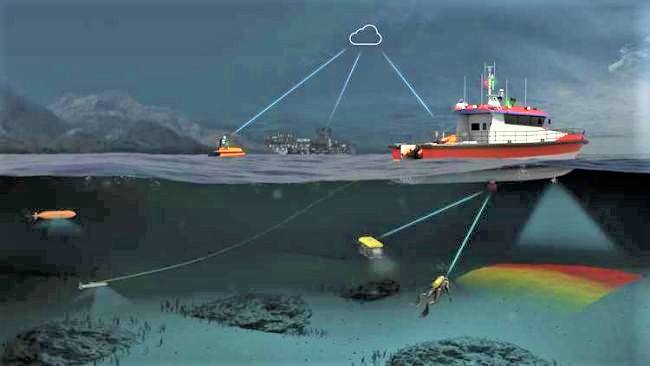 Kongsberg & Norwegian Society For Sea Rescue Join Forces To Develop New SAR Solutions