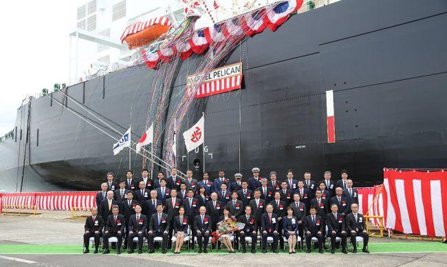 MOL LNGC Mitsui