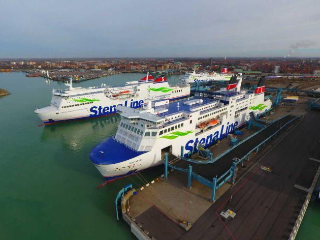 Stena Line invests 50 million in the Trelleborg-Rostock success line