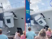 Super-yach-crashes-into-boat
