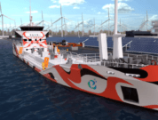 World First Fully Electric Bunker Tanker To Be Developed By MOL & e5 Lab