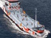 World First Fully Electric Bunker Tanker To Be Developed By MOL & e5 Lab_2