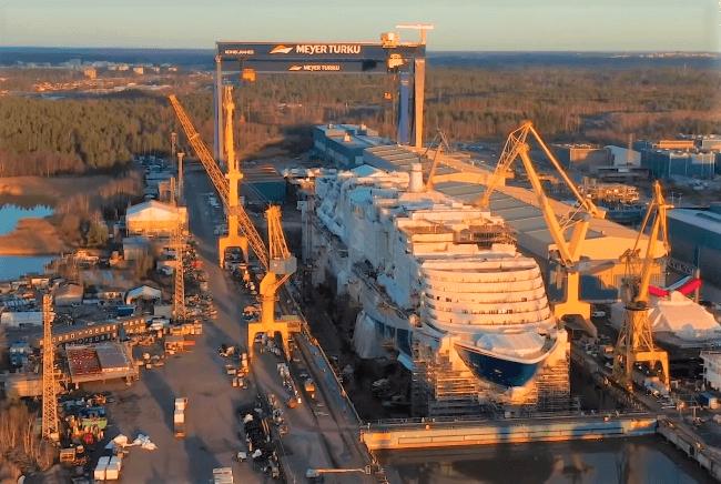 carnival largest ship mardi gras_
