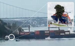 container-ship-crash-into-shore-istanbul_Songa Iridium