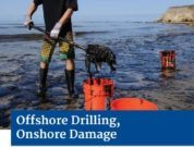 offshore drilling and onshore damage