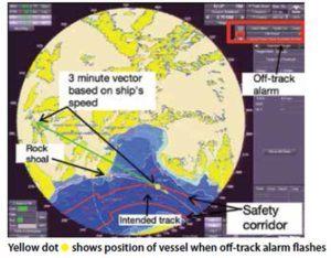 real life incident Passenger Ship Hits Rock