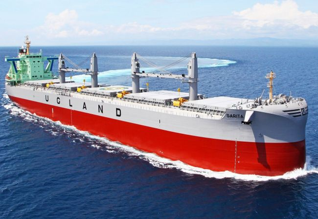 500th ship of TSUNEISHI SHIPBUILDING's long-selling TESS series completed – An eco-ship that has continued to evolve for 30 years