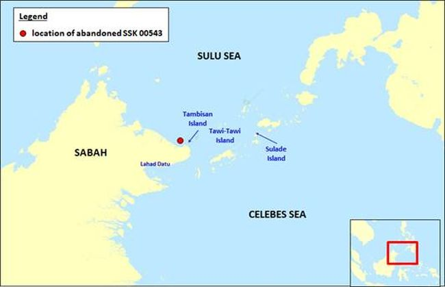 Abduction Incident Alert Crew From Fishing Boat Off Pulau Tambisan, Lahad Datu, Sabah, Malaysia