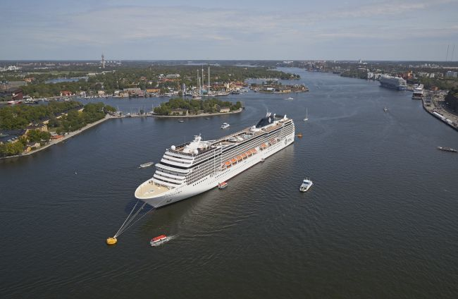 Almost 290 Cruise Liners Will Call At Ports Of Stockholm In 2020_Stockholms Hamnar