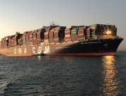 CMA CGM G. Washington_WebPic_Bay18 Container Bay Collapse