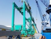 Corvus Batteries Ordered For New Hybrid Cranes At South Carolina Port Authority