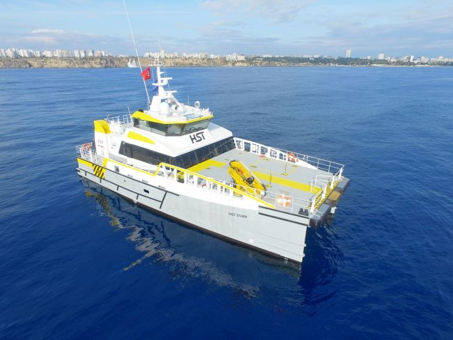 Damen Delivers Fourth FCS 2710 To HST In 18 Months .JPG