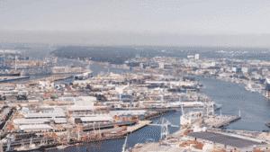 Fairway Adaptation Of Elbe