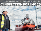 PSC inspection IMO 2020