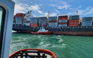 Kotug Provides Salvage Assistance To MV EM-OINOUSSES_