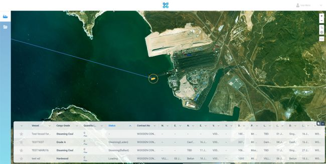 MOL started operation of a new information platform called Lighthouse aimed at dry bulkship customers_