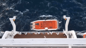 MSC Cruise Rescues Man Overboard After Searching An Hour