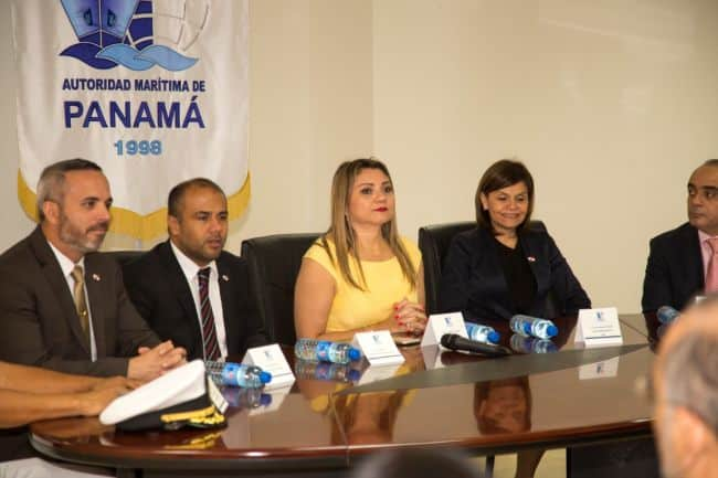 Panama Maritime Authority Begins The Programme 'My First Maritime Work Experience'