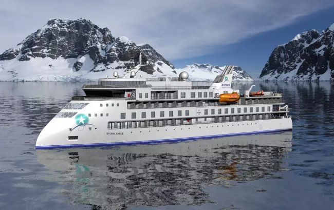 SYLVIA-EARLE-aurora expeditions ulstein X Bow cruise