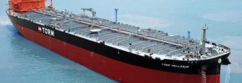 TORM Orders Two Scrubber-fitted LR2 Newbuildings