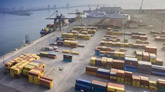 The new Z03 feeder service connects APM Terminals Gijón with Maersk's global network via the port of Algeciras