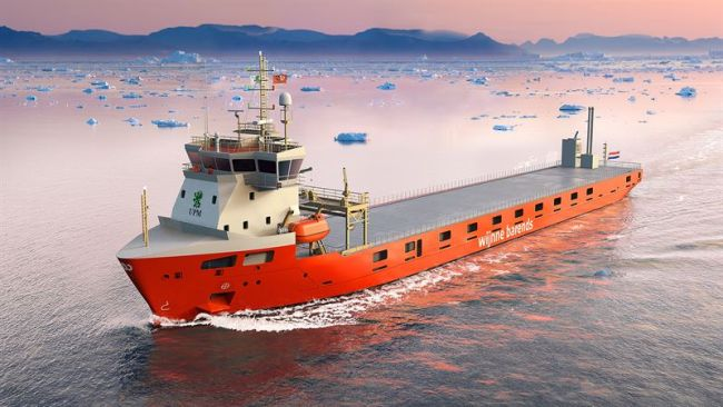 Wärtsilä Customised LNG Solution Chosen For Four Next-Generation Short-Sea Cargo Vessels