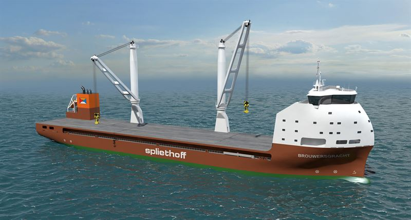 Wärtsilä Solutions To Make New State-of-the-art Vessels Super-efficient