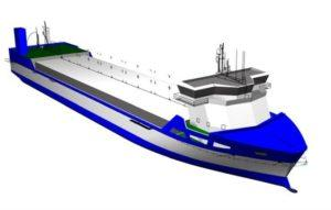 Wärtsilä integrated solutions will deliver efficiency and sustainability to three new short-sea vessels