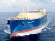 Yamal LNG LNGC Merak MOL_