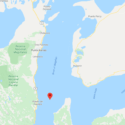 strait of magellan map