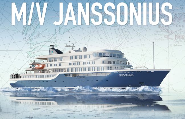 Steel Cutting Of M/V Janssonius Officially Begins