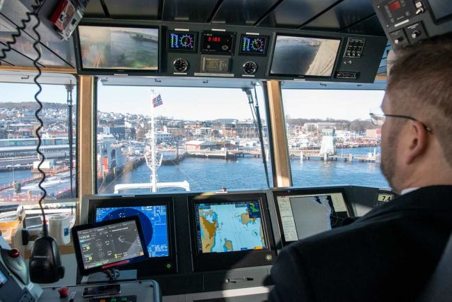Automatic Ferry Enters Regular Service Following World-First Crossing With Passengers Onboard