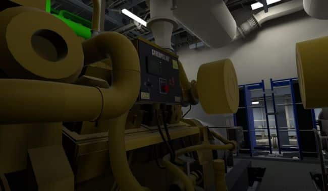 Damen Makes Virtual Training Reality For Royal Netherlands Navy