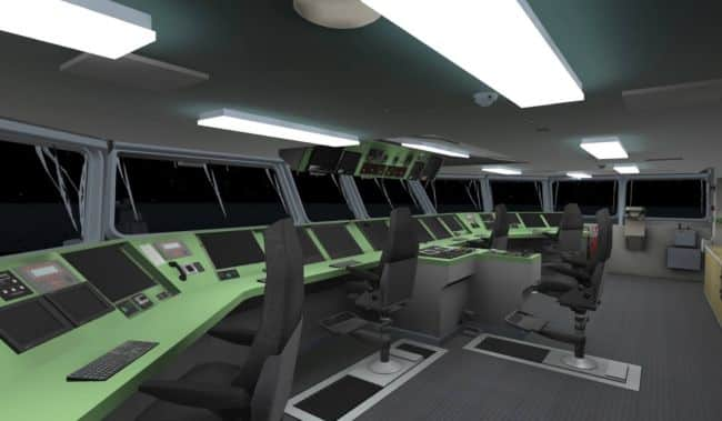 Damen Makes Virtual Training Reality For Royal Netherlands Navy_