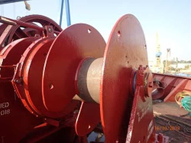 European Yards Specify Thordon System As Standard_