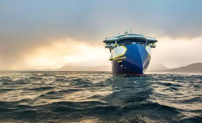 Lindblad Expeditions First Polar Newbuild Successfully Completed Sea Trial
