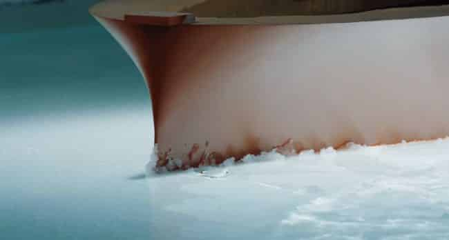 Ice Test Of The World's Largest LNG RoRo_3