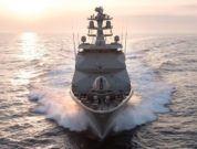 Mexican Navy's POLA-class ARM Reformador