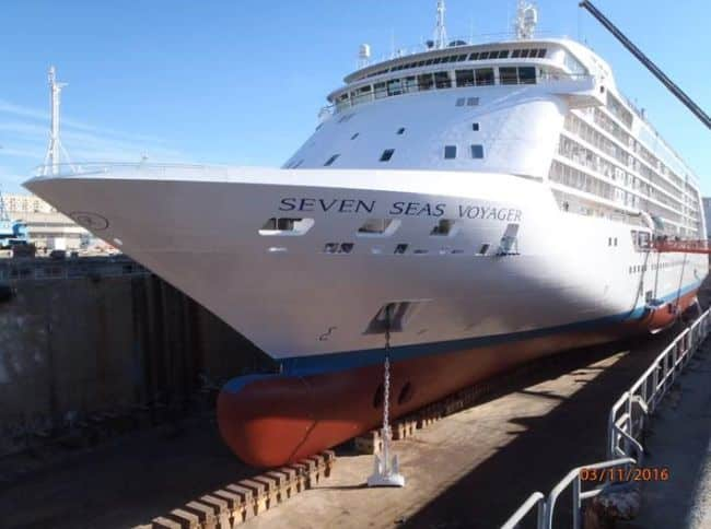 NCL Signs Fleet-Wide Agreement For A-lf-sea Hull Coating