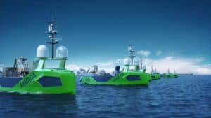 Ocean Infinity Launch 'Armada' Largest Fleet Of Unmanned Surface Robots
