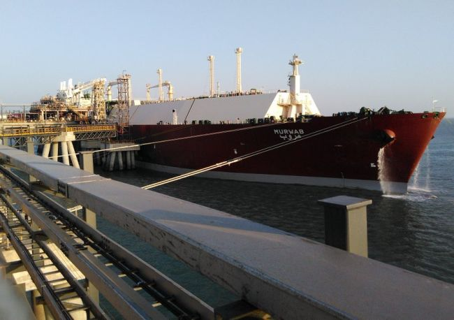 Qatargas Delivers Commissioning LNG Cargo To India's Newest LNG Terminal