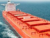Strong Roi For Lng Fuelled Ore Carrier