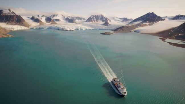 Svalbard Minute by Minute - Slow TV_