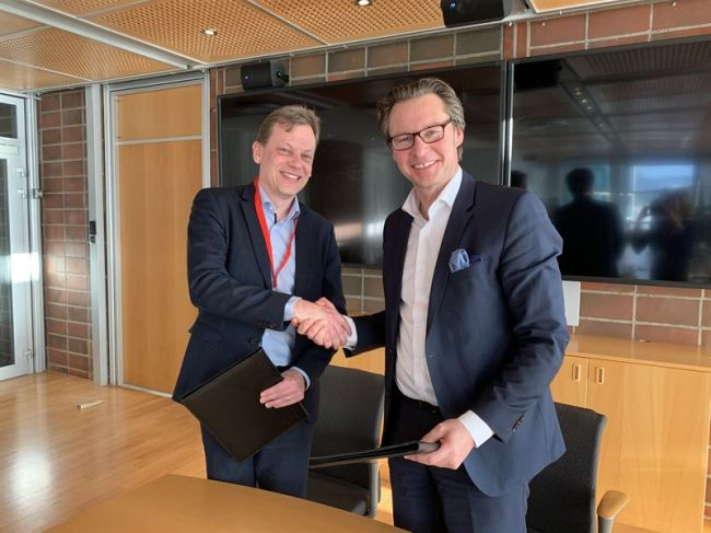 Wärtsilä & DNV GL Agree To Collaborate In Promoting And Accelerating Marine Sector's Digital Transformation