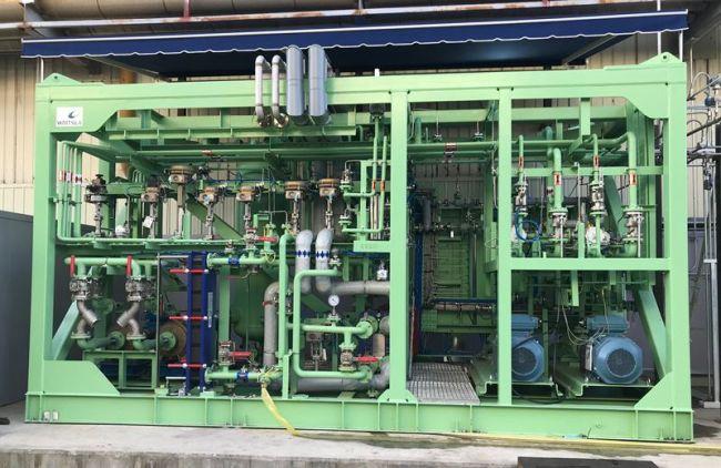 Wärtsilä LPG Fuel Supply System First Ever To Undergo Engine Testing