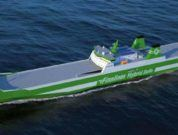 finnlines hybrid zero emission ro ro world's first