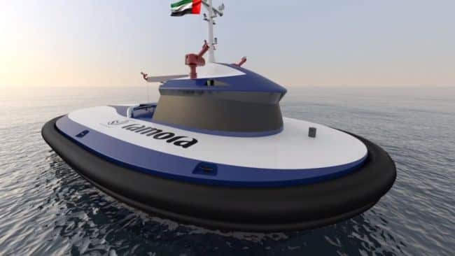 Abu Dhabi Ports To Develop World's First Unmanned Autonomous Commercial Tugboats