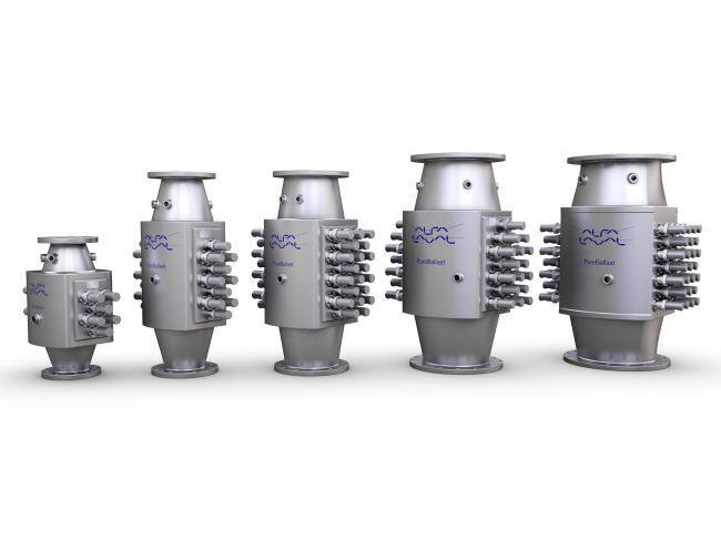 Alfa Laval PureBallast 3 Certified For Installation On Chinese-Flagged Vessels