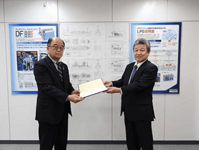 ClassNK Grants AiP On LPG Reformed Gas Fueled Coastal LPG Carrier
