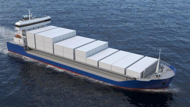 Customised Wärtsilä ship design chosen for two new P&O ships
